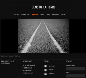 "le site ""Gens de la Terre"""